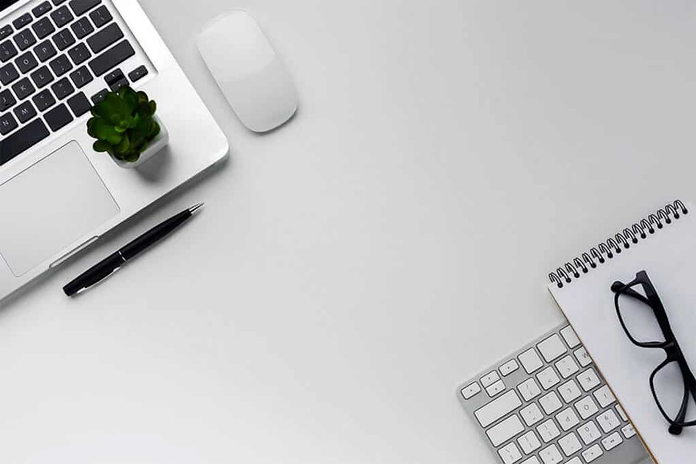 top-view-desktop-with-laptop-succulent-1