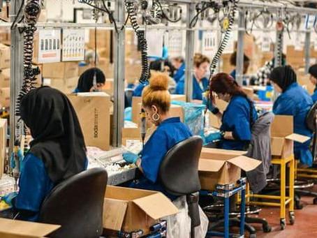 Manfaat Sistem Produksi untuk Industri Manufaktur