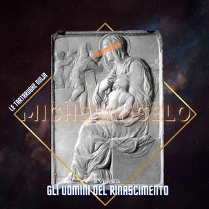 Madonna della Scala di Michelangelo