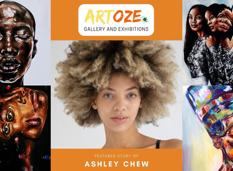 """Inspire and Empower"" - Featured Artist - Ashley Chew"
