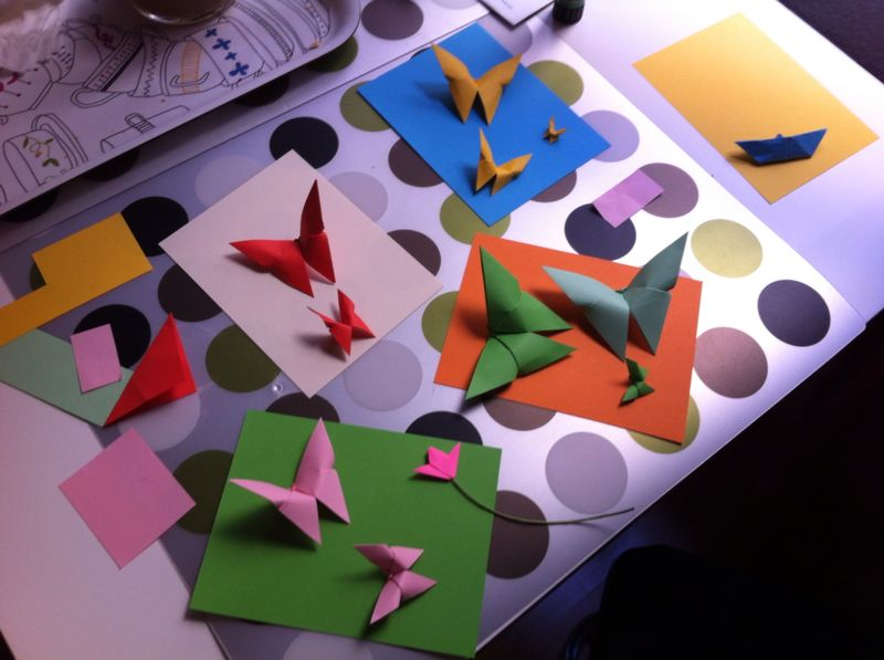 Origami para torpes - 1ª edición