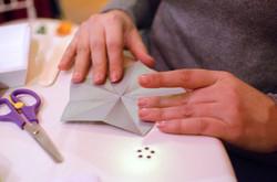 Origami para torpes - Navidad