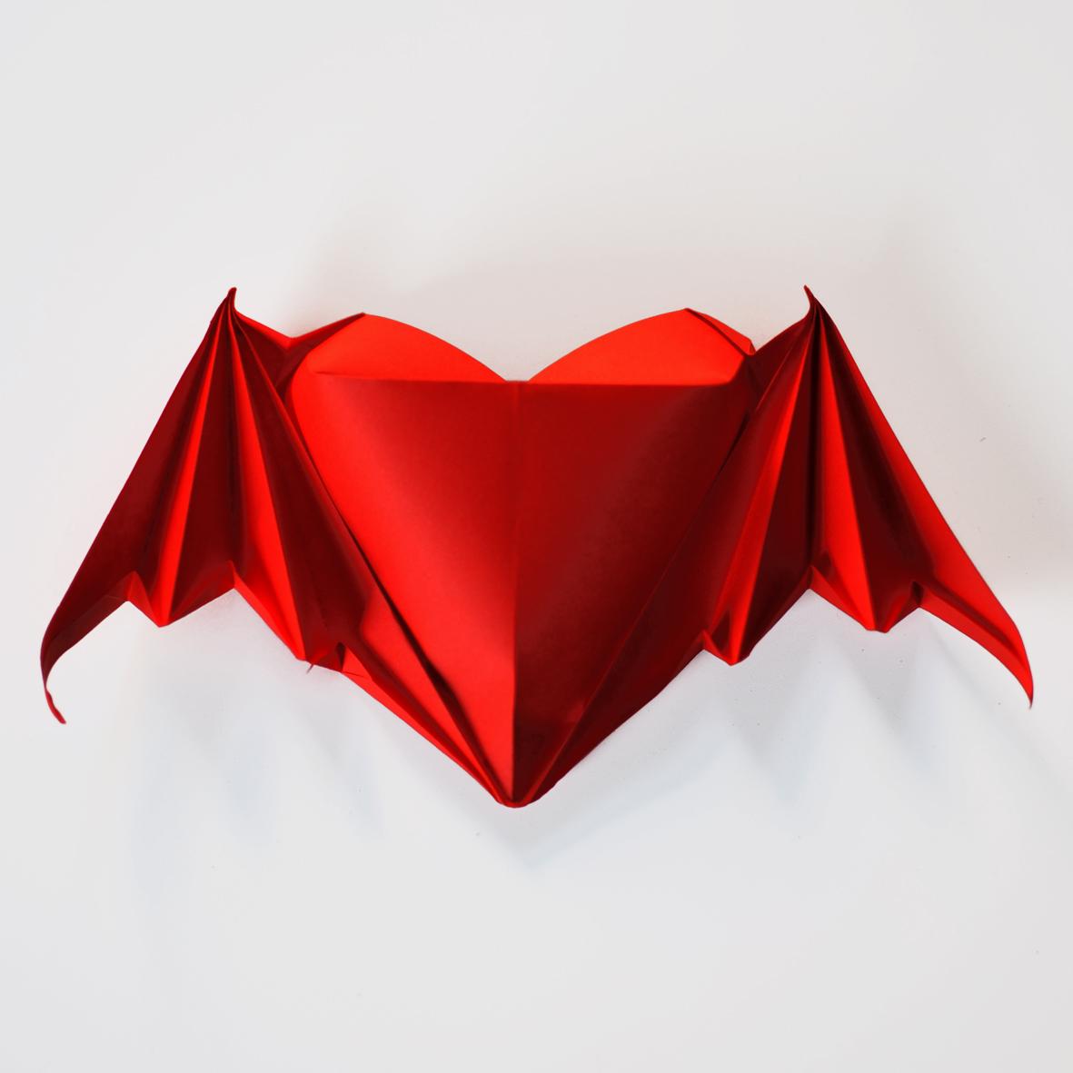 Corazón Murciélago