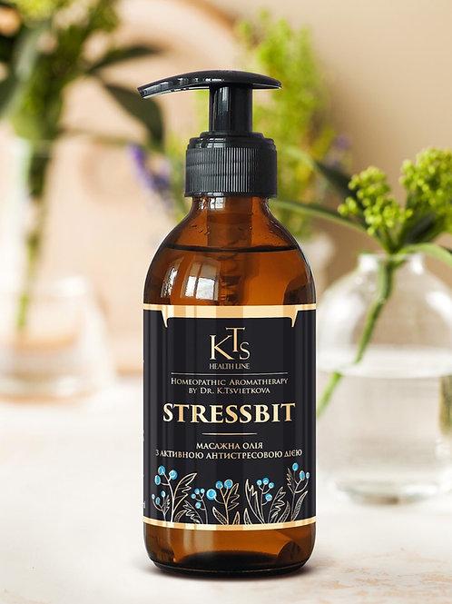 STRESSBIT (СТРЕСБІТ) олія для тіла з активною антистресовою дією