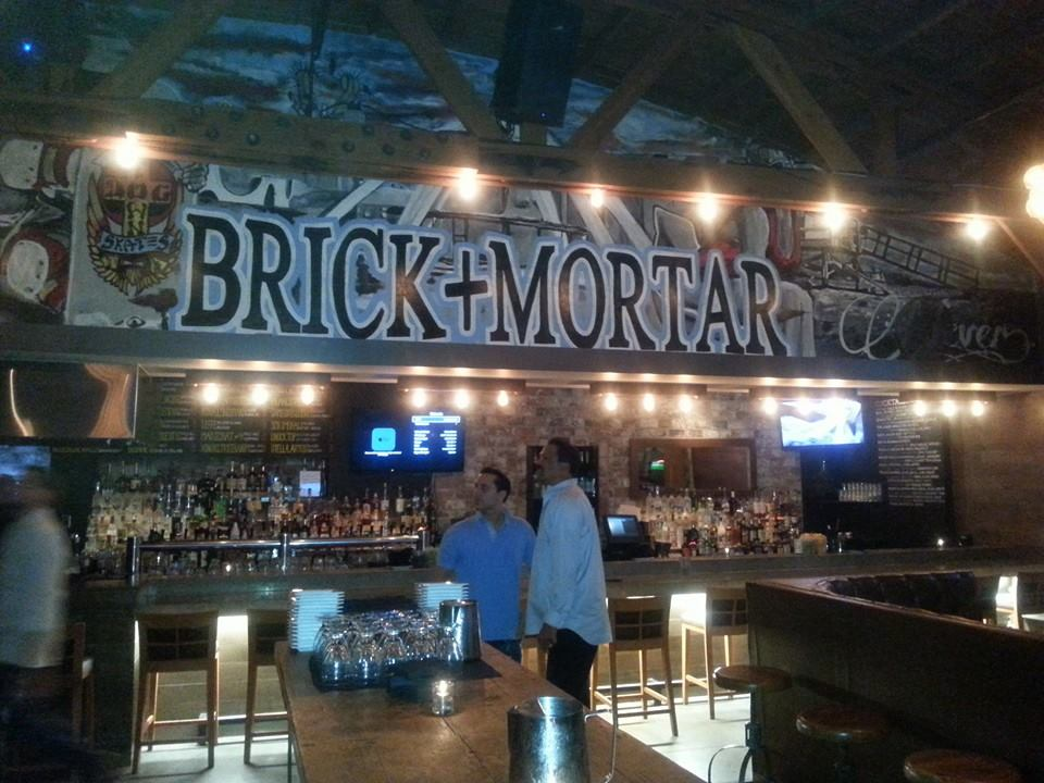 Brick + Mortar