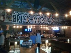 Brick + Mortar