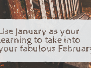 Welcome to your fabulous February!