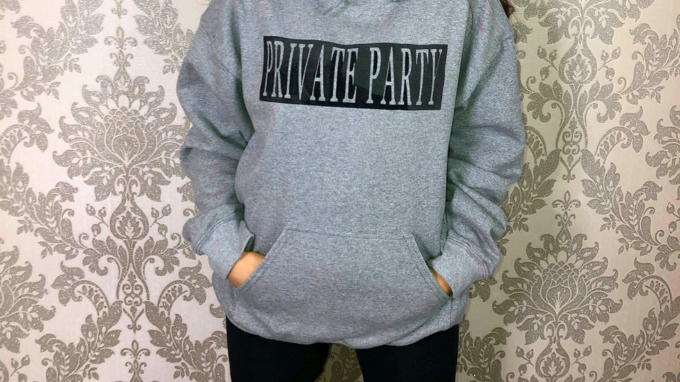 'Private Party' Hoodie