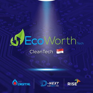 EcoWorth Tech makes it to the D-Next Accelerator program in Thailand