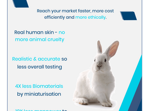 Reach your market faster, more cost efficiently & more ethically