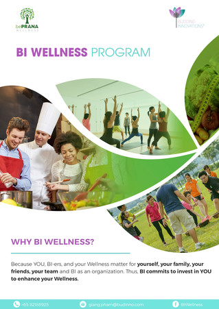 Budding Innovations invests in Organisational Wellness