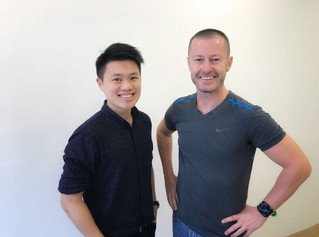 SIM Platform E's entrepreneur and mentor co-found Startup for training wearables that do more than t