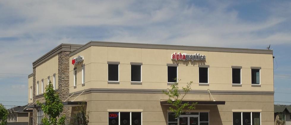 Champlin Commerce Center - Alphagraphics
