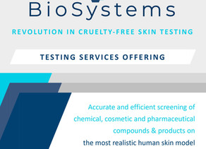 REVIVO BioSystems to expand Skin Testing Services