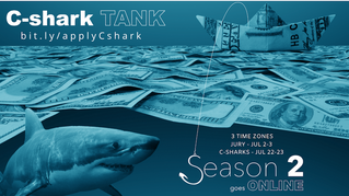 We're on the Jury in C-Shark TANK