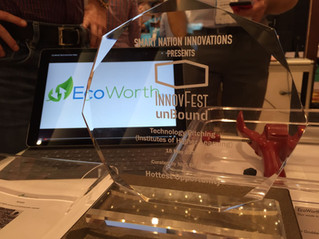 "EcoWorth Tech named ""Hottest Opportunity"""