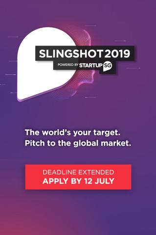 [DEADLINE EXTENDED]: Join SLINGSHOT 2019!