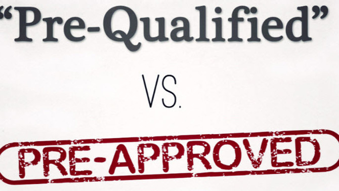 Home Sellers: Is your Buyer is Pre-Qualified vs Pre-Approved