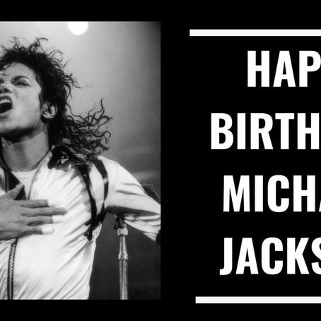 Happy Birthday, King