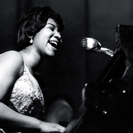 Rest In Paradise, Queen of Soul.