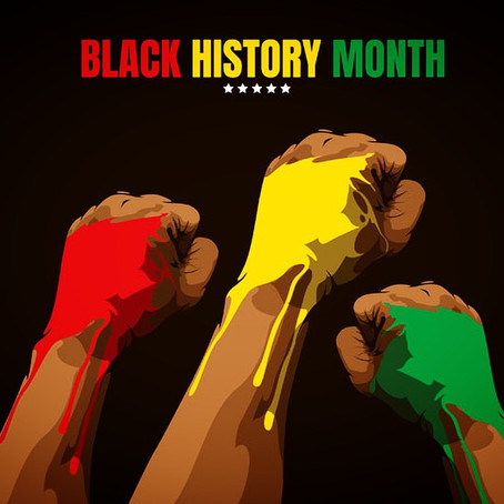 Black History Month is NOW