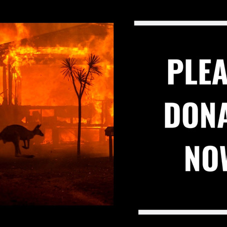 Please donate now ♥️🇦🇺