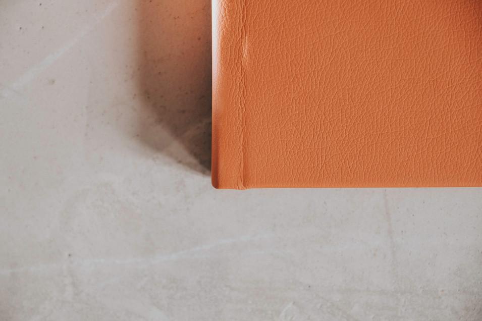 Album (orange with my logo)