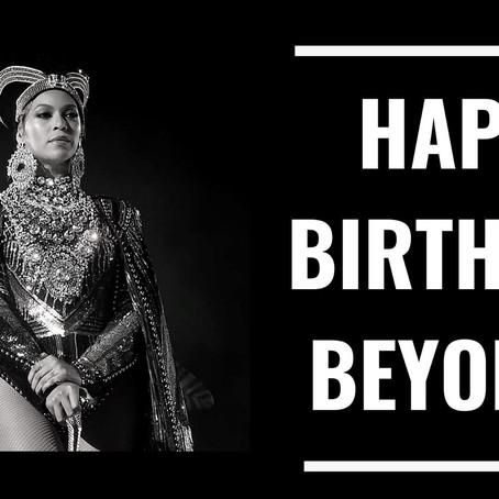 Happy Birthday, Queen.