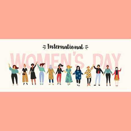 #InternationalWomen'sDay2021