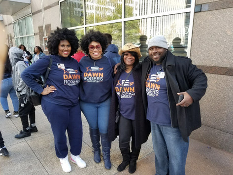 Celebrating Dr. Martin Luther King, Jr at the Original Annual MLK Day Parade!!!!!