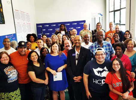 The Harris County Democratic Party 2020 Coordinated Campaign