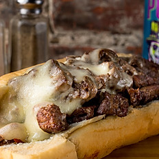 STEAK or CHICKEN PHILLY