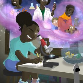 Black Girls of Science Lives Matter