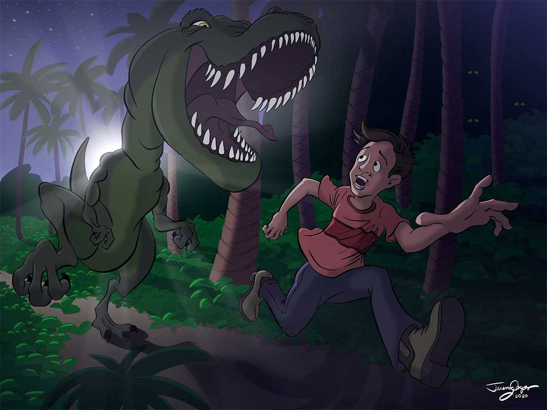 Jurassic Jonny