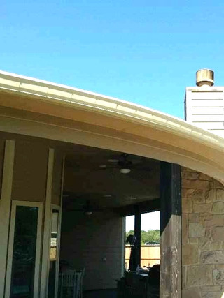 Seamless Gutters in the Round