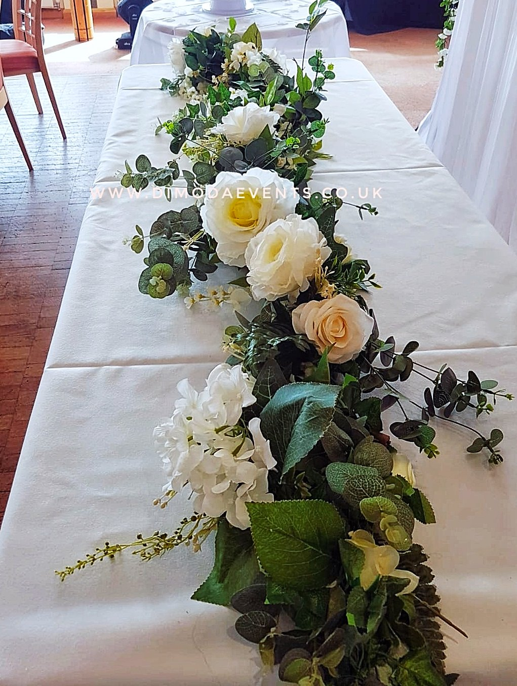 Table garland 6ft