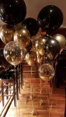 Dream Balloon Bouquet Gatsby Edition