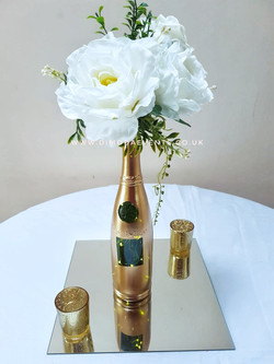 Gold Bottle Single