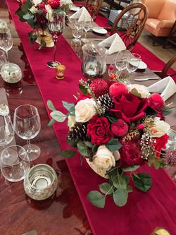 Lux Floral Bouquet - Xmas Edition