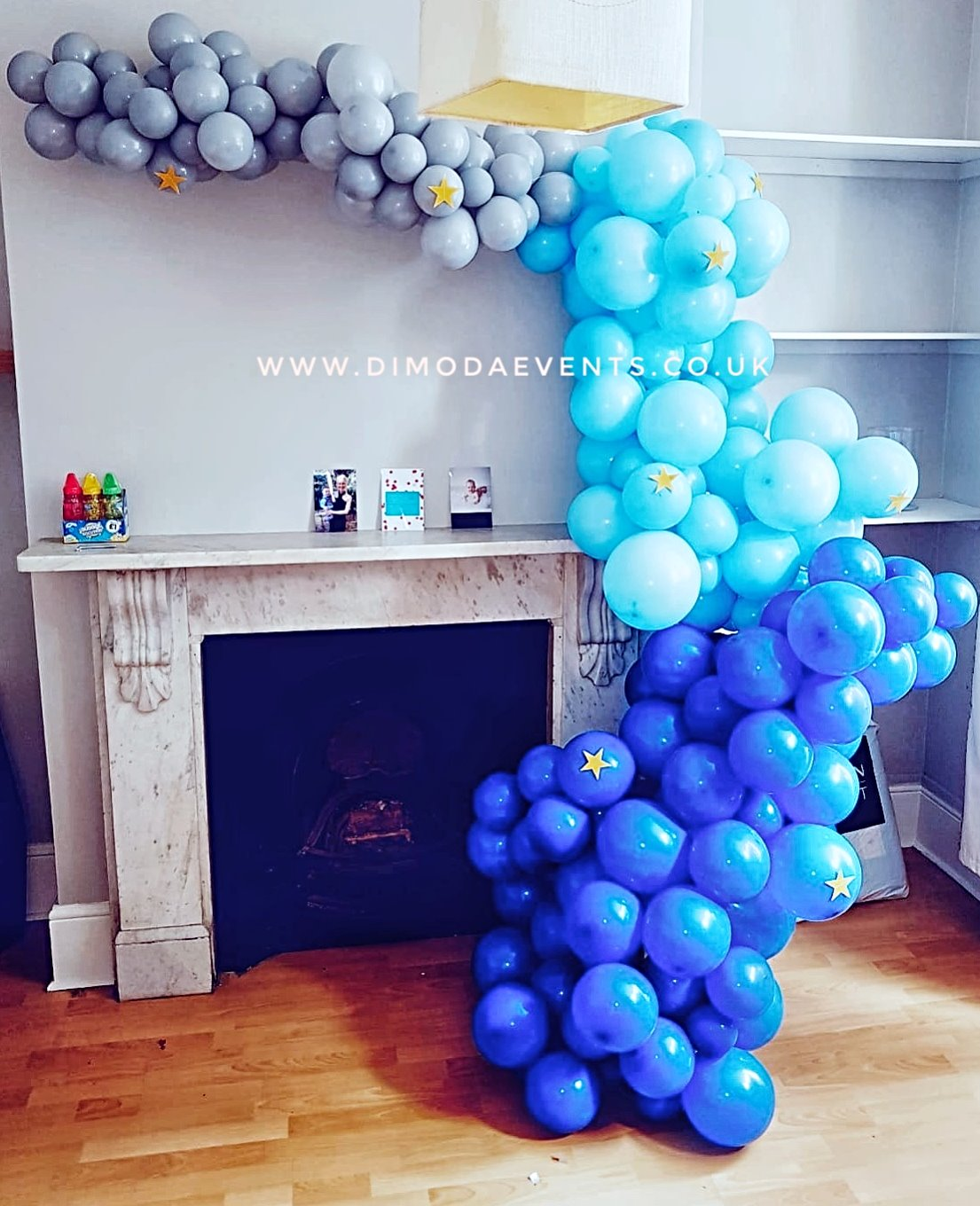 Premium balloon garland