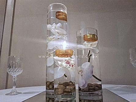 Cylinder Vases For Hire