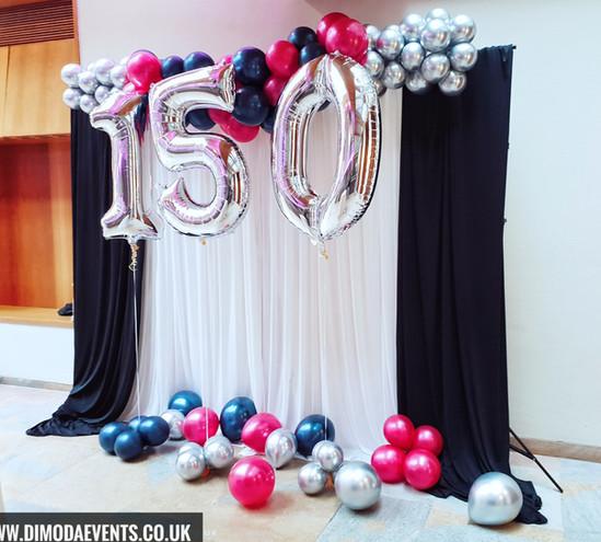 Alliotts 50th Anniversary
