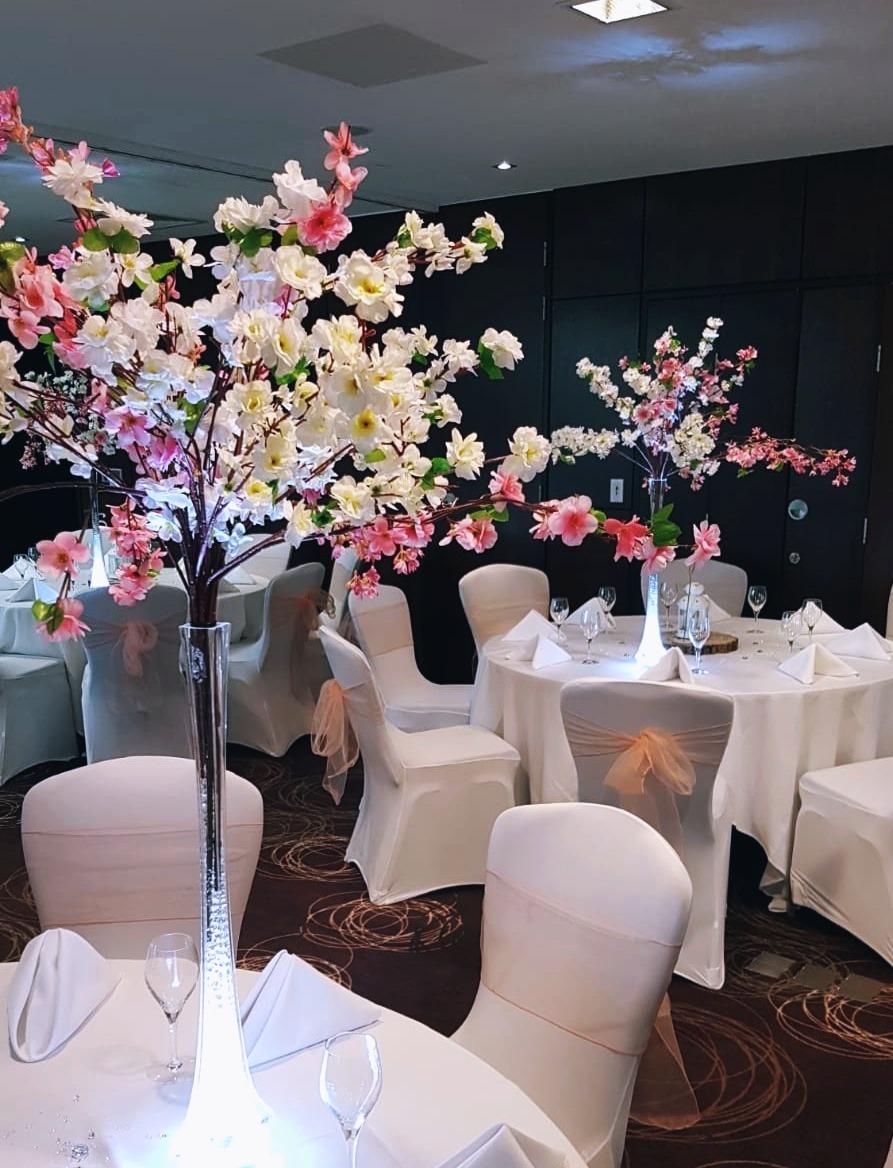 Blossom Tree Vase
