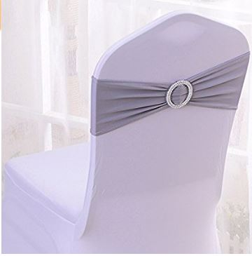 Spandex Chair Sash Band