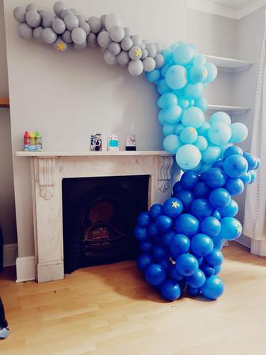 Premium Balloon Garland