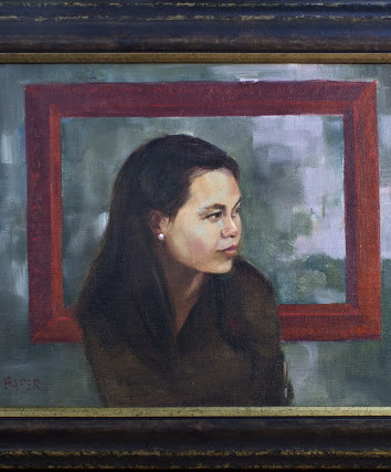 Red Frame of Honor