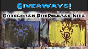 Gatecrash Pre-Release Kit Giveaway!