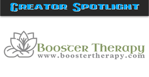 Creator Spotlight: Booster Therapy