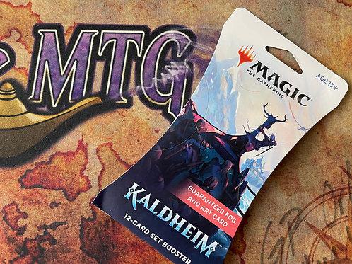 Kaldheim Set Booster Packs