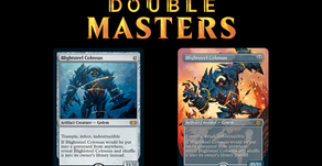 Double Masters - Releases 8/7/20